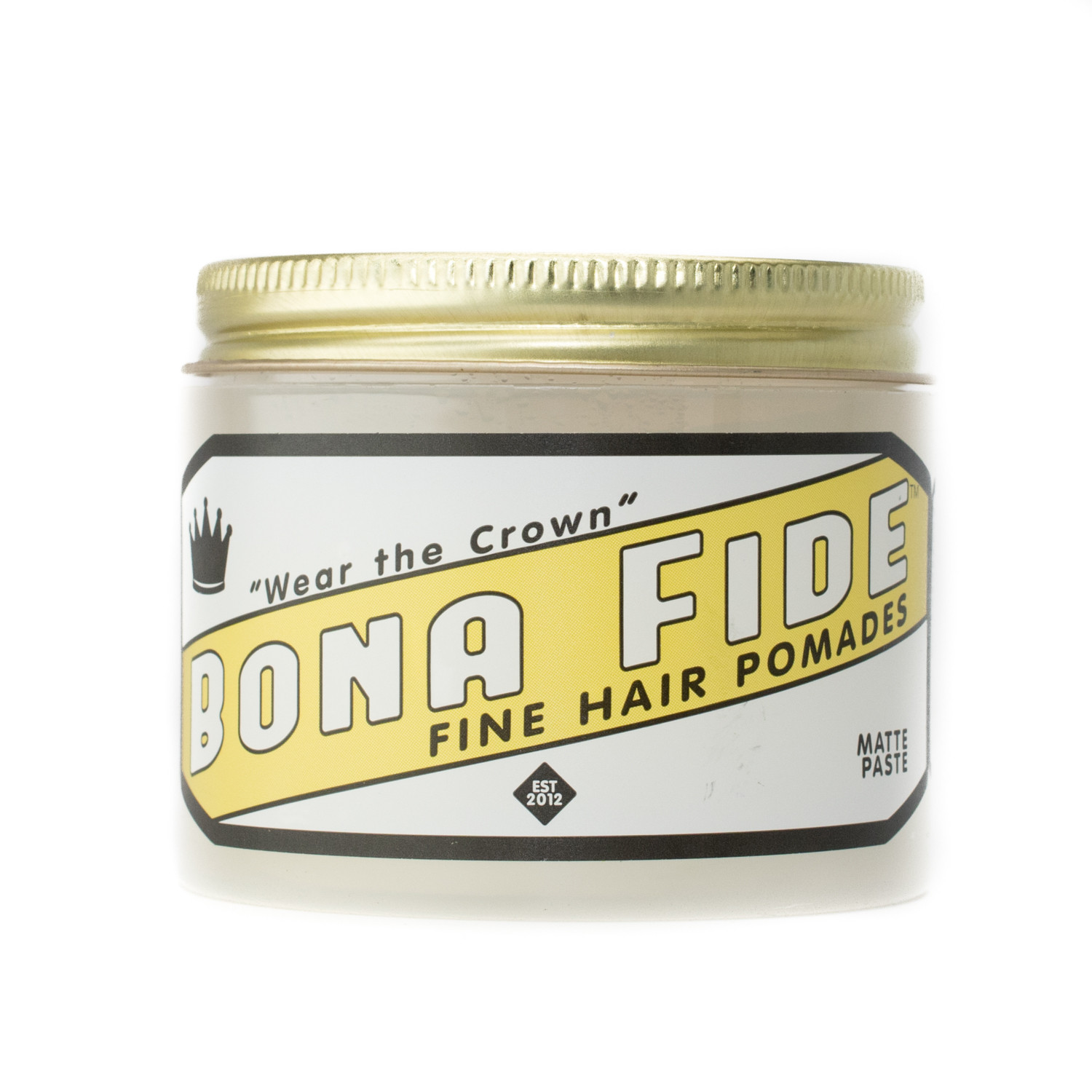 Bona Fide Matte Paste (Water Based) ขนาด 4 oz.