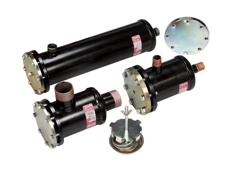 DCR, filter driers, exchangeable core, housing and cores