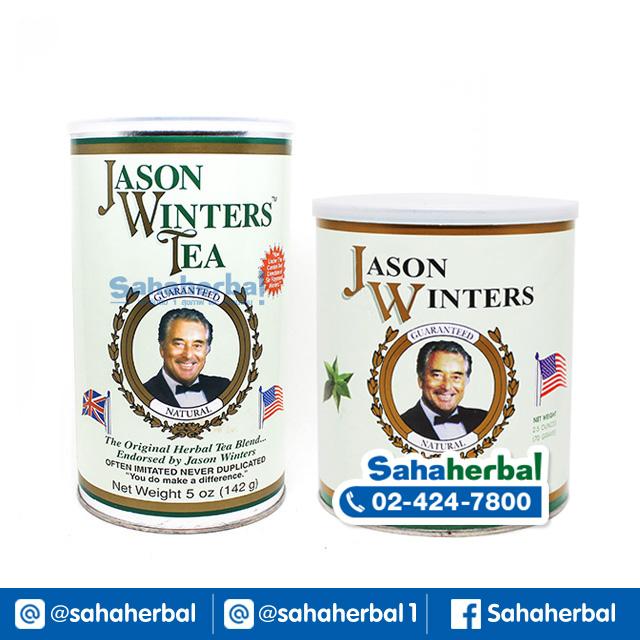 Jason Winters Tea ชาเจสัน วินเตอร์ SALE 60-80% ฟรีของแถมทุกรายการ