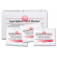 Lypo-Spheric AGE Blocker (USA) ตัวท็อปของการลดและป้องกันริ้วรอย ผิวพรรณสดใส กระชับรูขุมขน 1 ซอง