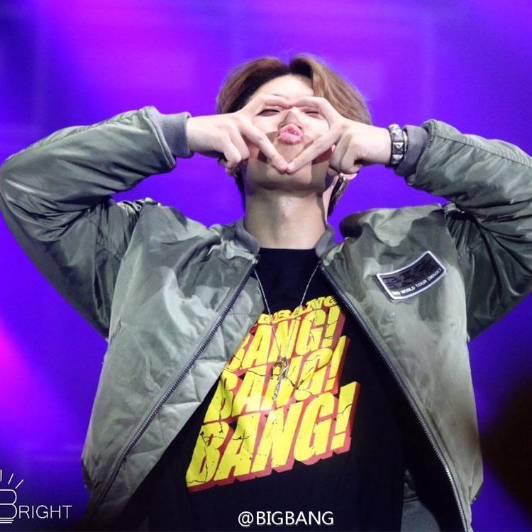 เสื้อยืด BANG BANG BANG Sty.Bigbang -ระบุสี/ไซต์-