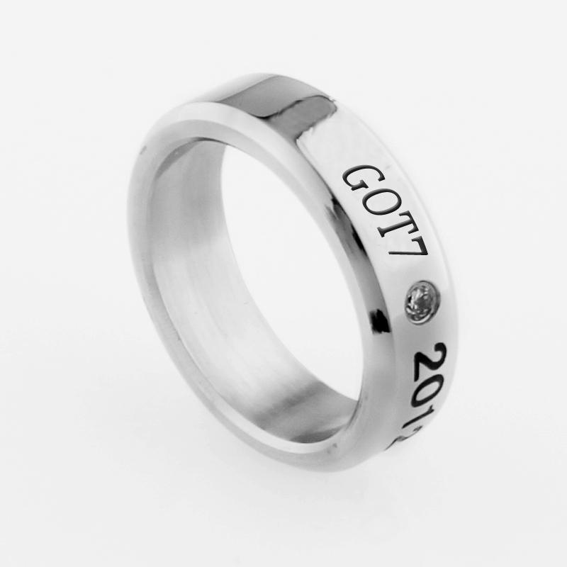 แหวนเงิน GOT7