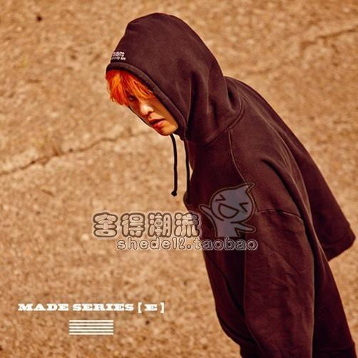 Hoodie G-Dragon MADE SERIES E -ระบุไซต์-