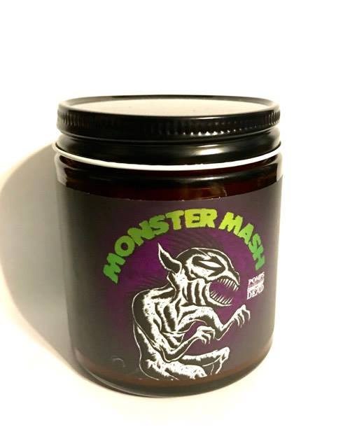 Pomps Not Dead - Monster Mash (Oil Based) ขนาด 4 oz.