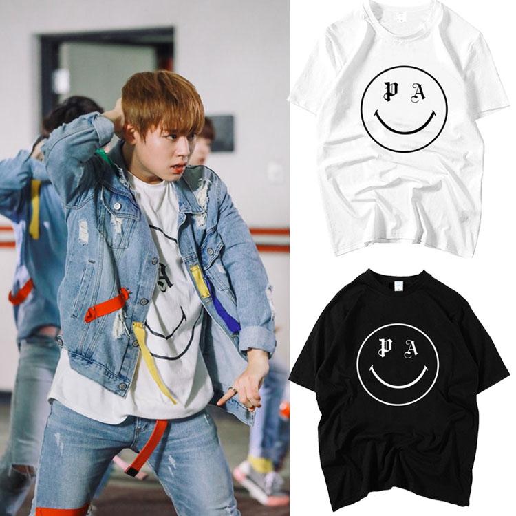 เสื้อยืด Emoticon -PA Sty.Jihoon -ระบุสี/ไซต์-