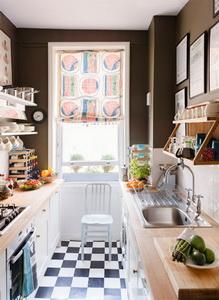 วิธีจัดตกแต่งครัวหลังบ้านให้ดูกว้างขึ้น