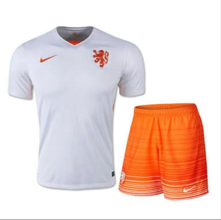 ชุดบอลทีมชาติ ฮอลแลนด์ เหย้า 2015