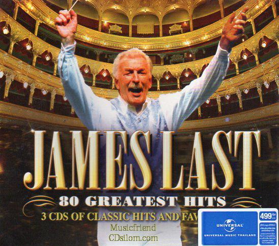 CD,James Last 80 Greatest Hits