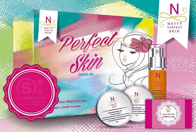 Perfect Skin By Natty SALE 60-80% ฟรีของแถมทุกรายการ