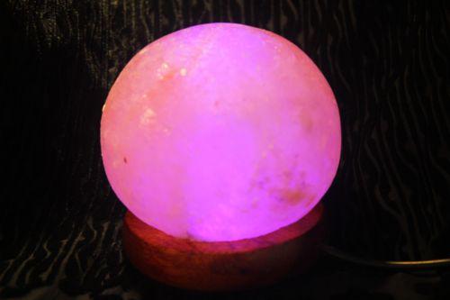โคมไฟหินเกลือหิมาลัย ( Himalayan Salt Lamp )