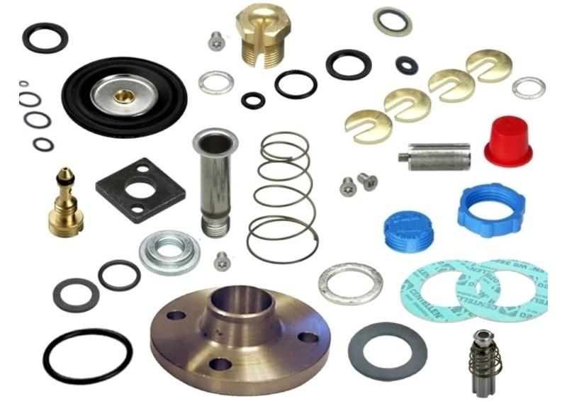 AKV/AKVA, accessories and spare parts