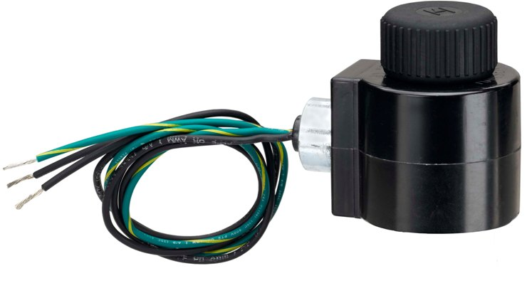"""HANSEN REPLACEMENT COIL ONLY,18"""" LEADS (HS8A 1/2"""" 220V)"""