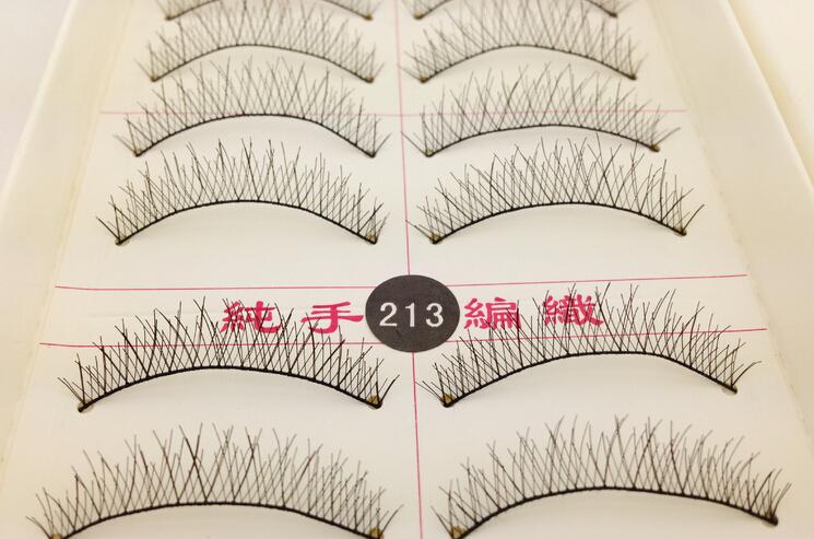 213 ขนตาเเกน(ไหม)(ขายปลีก)