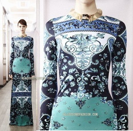 PUC71 Preorder / EMILIO PUCCI DRESS STYLE