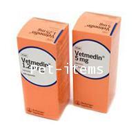 (Chewable Tablet) Vetmedin หรือ Pimobendan 1.25mg