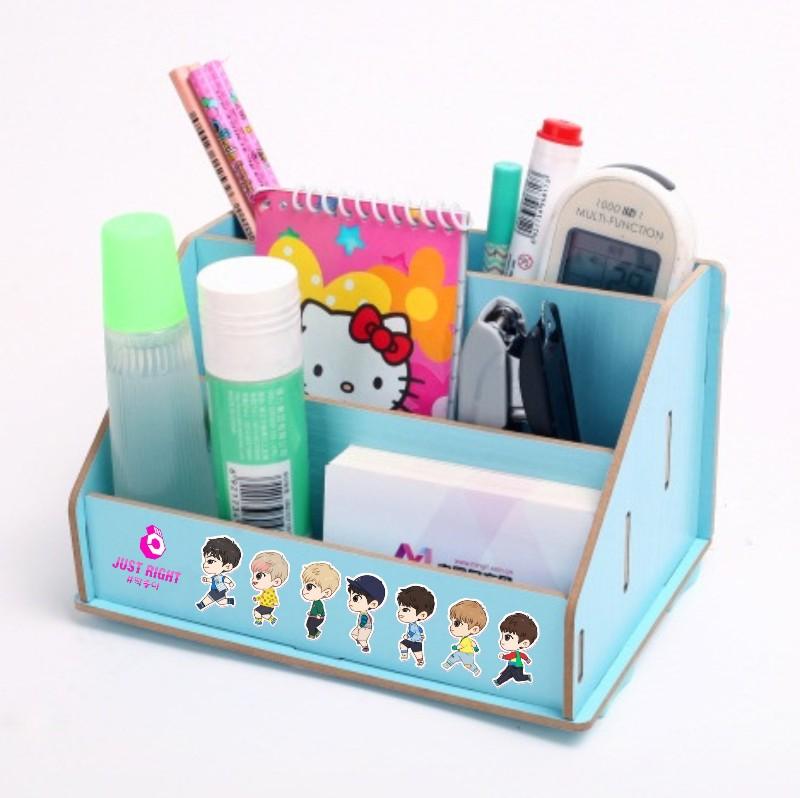 กล่องกระดาษ DIY - GOT7-ระบุสี-