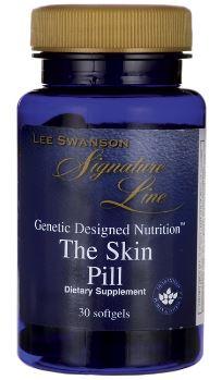 Lee Swanson The Skin Pill ทางลัดสู่ความงามอย่างง่ายดาย รวมสารอาหารเพื่อผิวแบบไฮคลาสมากกว่า 13 ชนิด