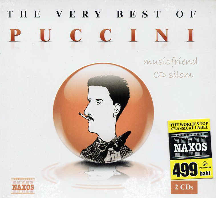 Puccini The Very Best Of (Classical)