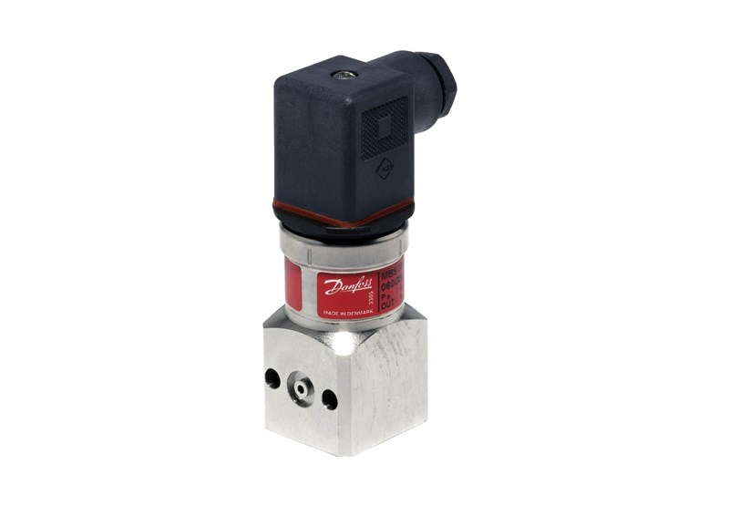 MBS 3300, Pressure transmitter for high temperature marine applications
