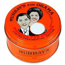 Murray's Original for OBAMA Limited Edition (Oil Based) ขนาด 3 oz.