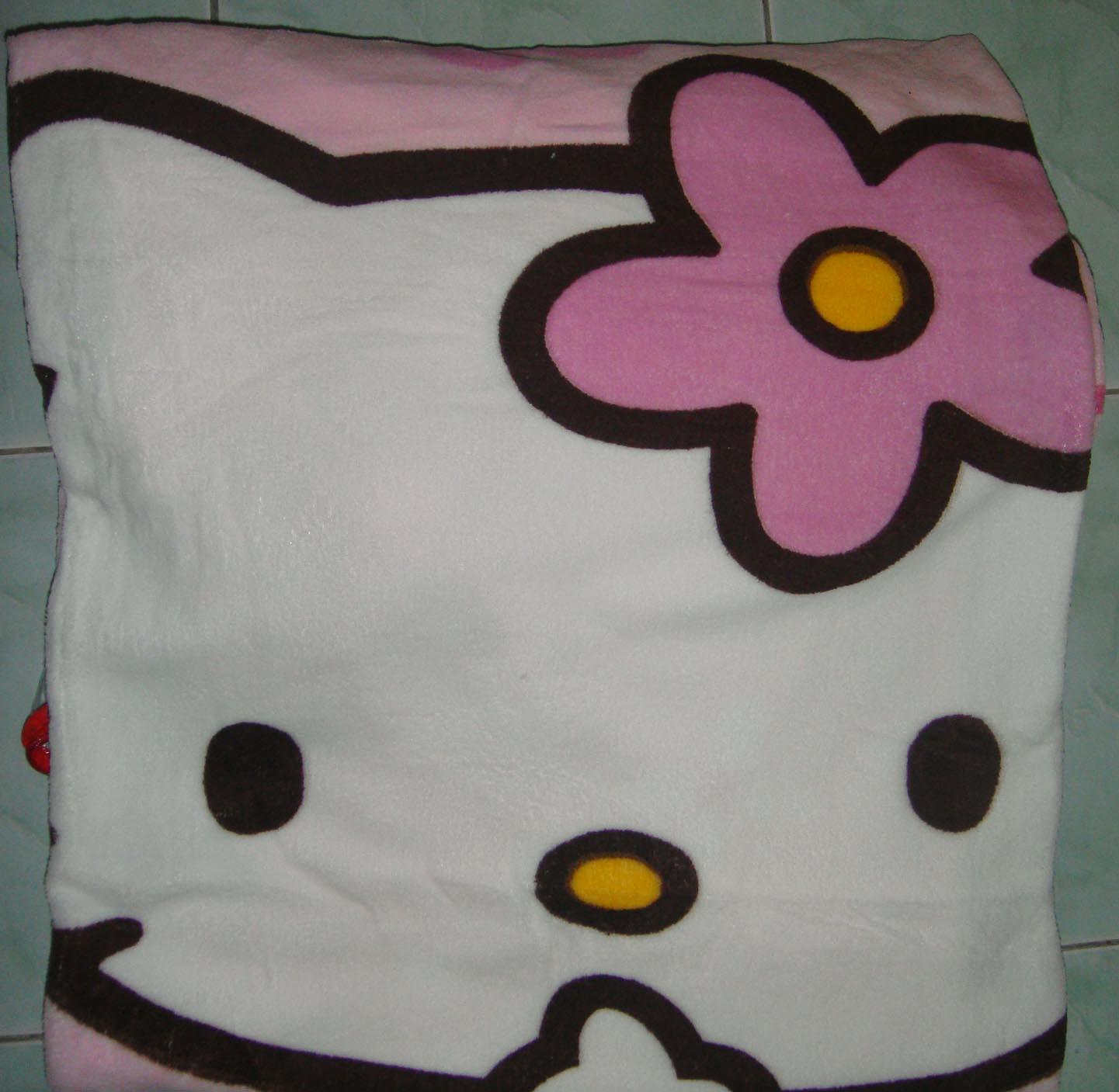 ผ้าห่มนาโนคิตตี้ 5 ฟุต
