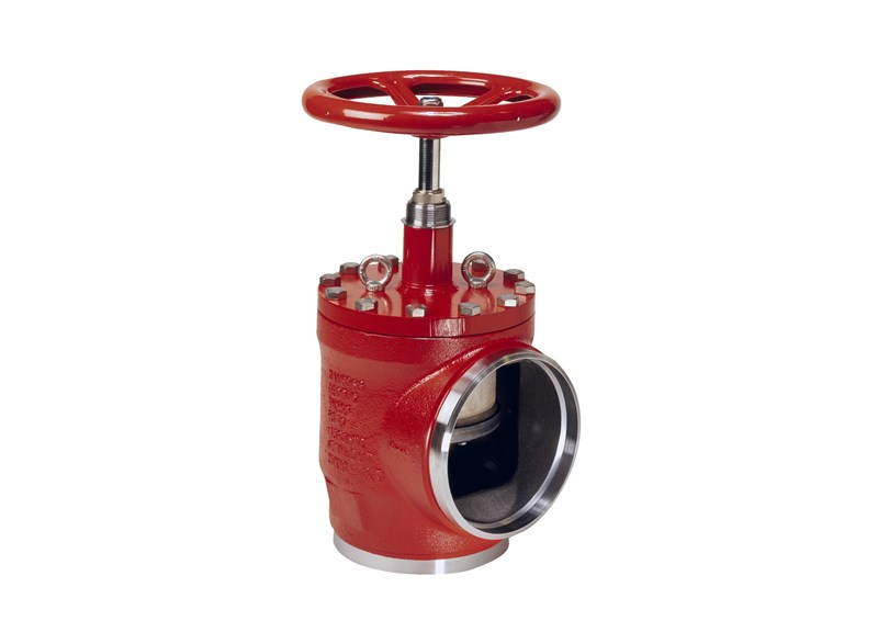 SVA-DL 250-300, stop valves, delta pressure low