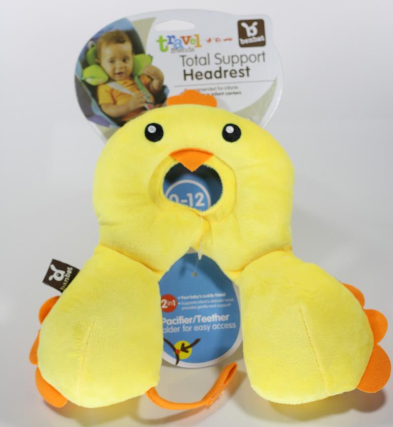 หมอนรองคอเด็ก Mothercare Pillow รูปไก่