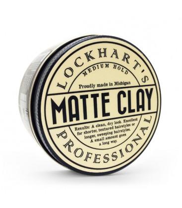 Lockhart's Matte Clay (Water Based) ขนาด 3.7 oz.