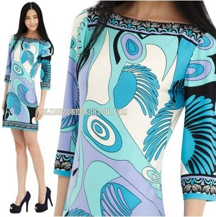 PUC60 Preorder / EMILIO PUCCI DRESS STYLE