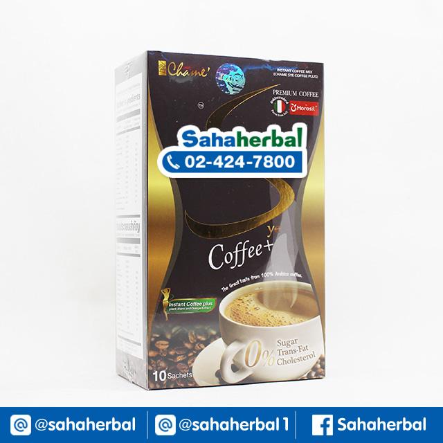 Chame' Sye Coffee Plus ชาเม่ ซายน์ กาแฟลดน้ำหนัก SALE 60-80% ฟรีของแถมทุกรายการ