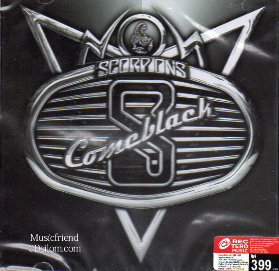 CD,Scorpions - Comeblack