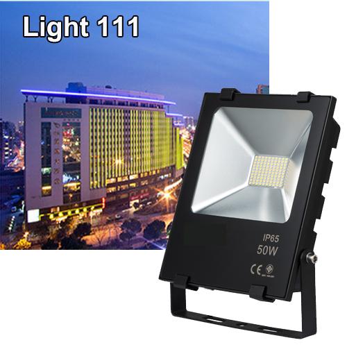 สปอร์ตไลท์ LED 50w (มอก.) แสงสีขาว ( รุ่นใหม่ )