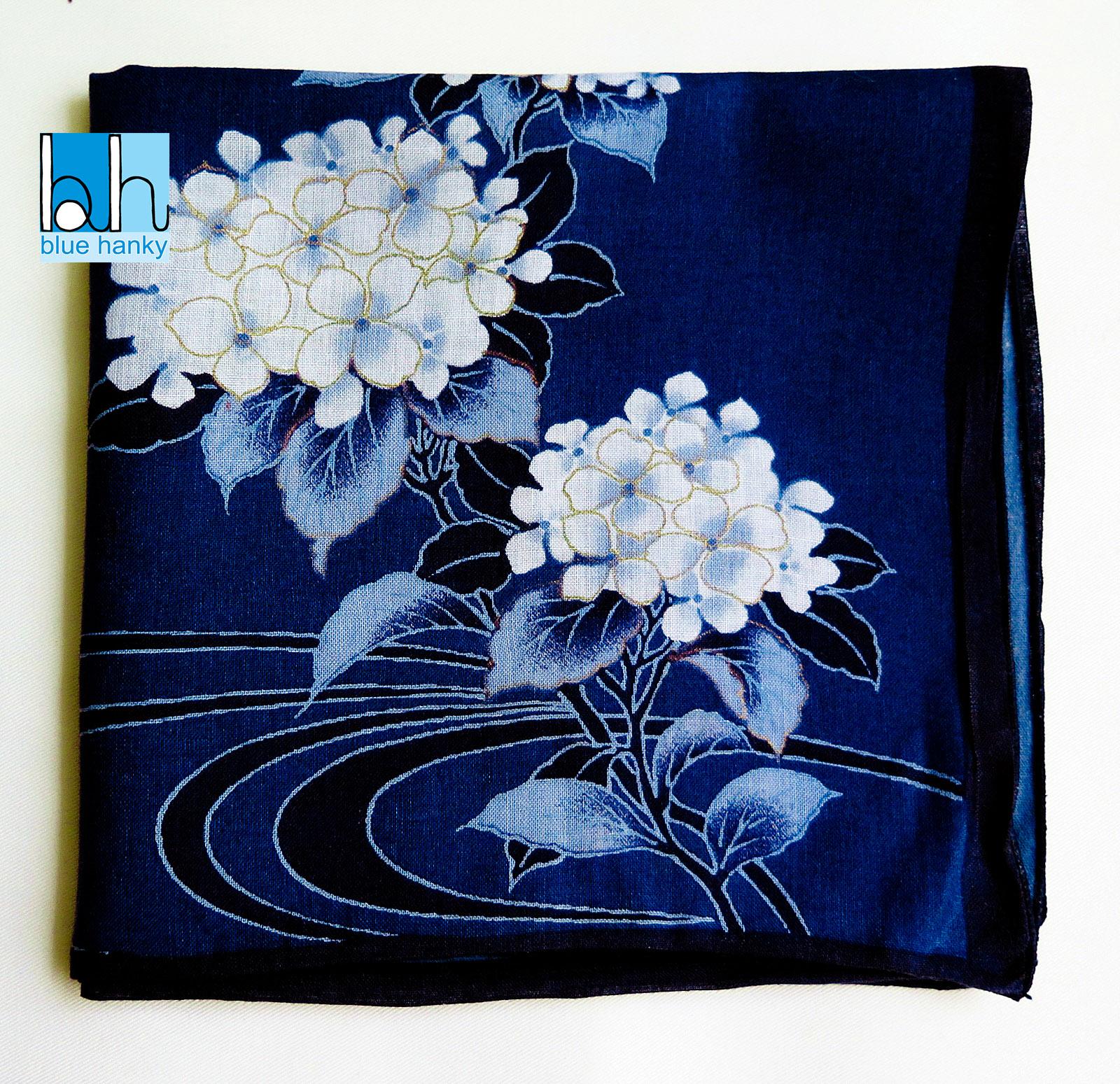 """#101 18"""" ญี่ปุ่น ผ้าเช็ดหน้ามือ2 สภาพดี ผ้าเช็ดหน้าผืนใหญ่"""