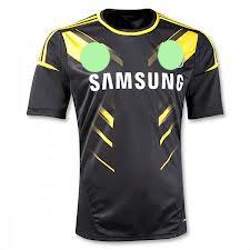 เสื้อทีมเยือน Chelsea 2012 -2013