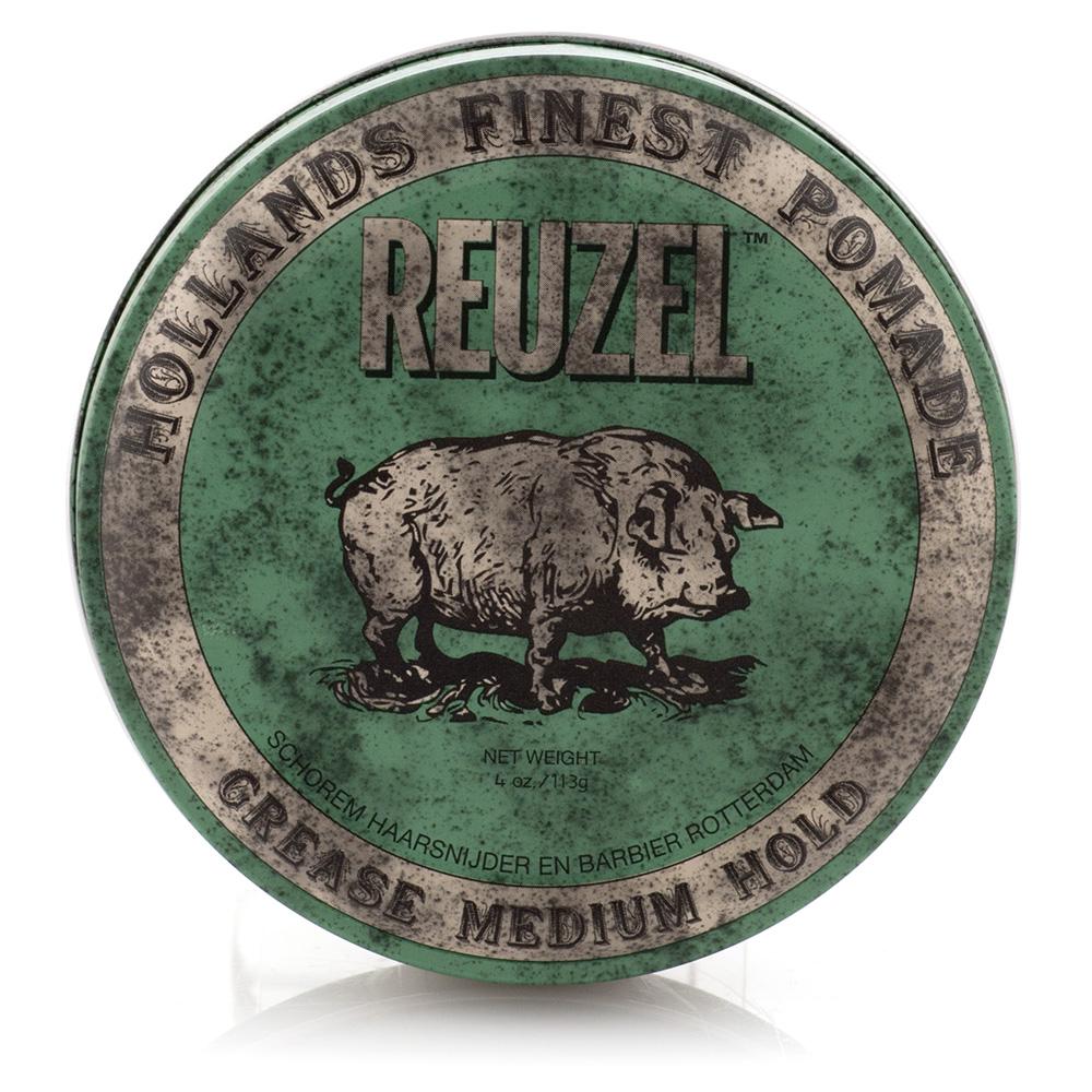 Reuzel เขียว ขนาด 4 oz. (Oil Based)