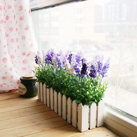 ไอเดียแต่งบ้านแบบประหยัดด้วยดอกไม้ประดิษฐ์