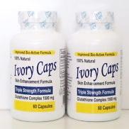 Ivory Caps 1500 mg. กลูต้าไธโอนไอวอรี่แคปแรงสุดใน E-bay 60 Capsule