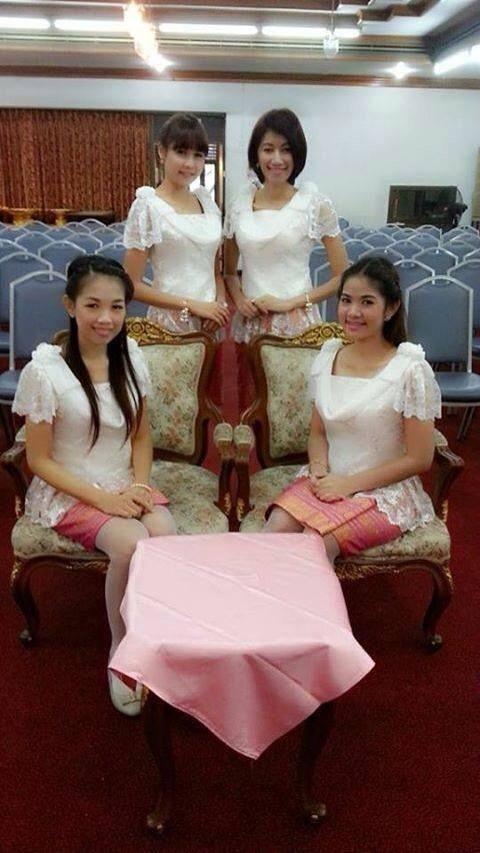 เช่าชุดไทยเพื่อนเจ้าสาว
