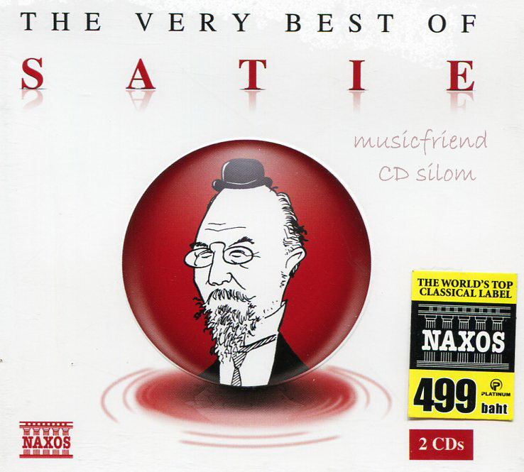 Satie The Very Best Of (Classical)