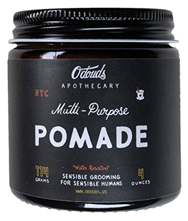 O'DOUDS - Multi Purpose Pomade (Water Based) ขนาด 4 oz.