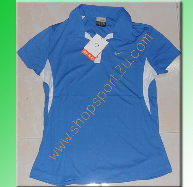 เสื้อกีฬา nike สำหรับผู้หญิง สีฟ้า
