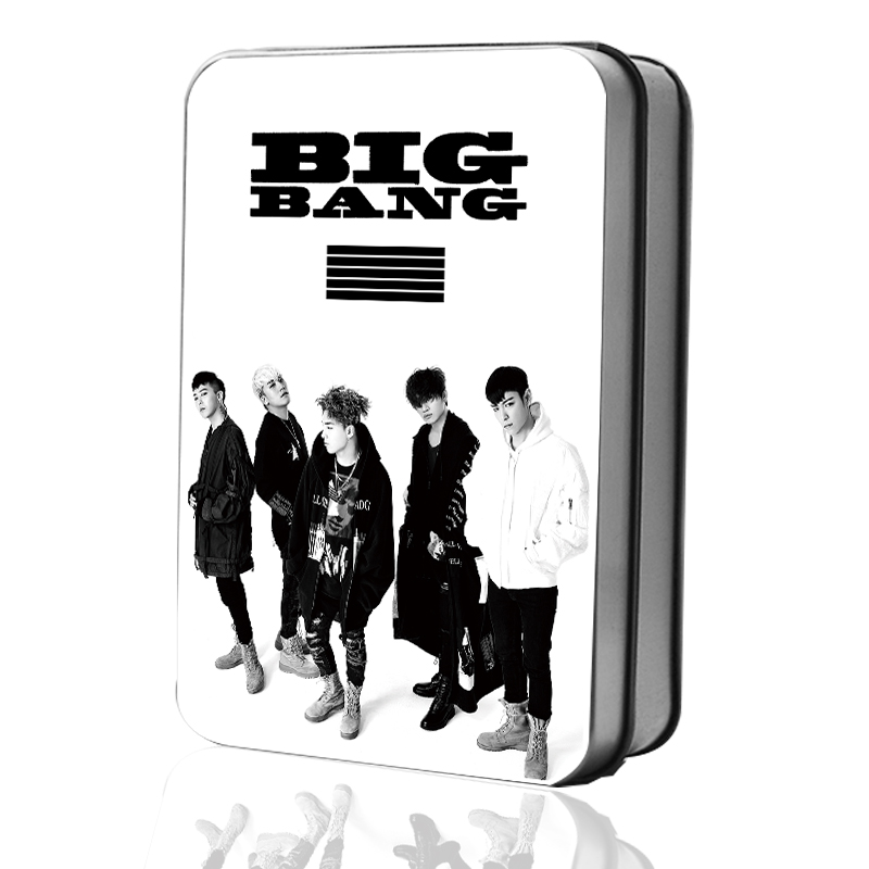 LOMO BOX SET BIGBANG WELCOMING 2016 (30pc)