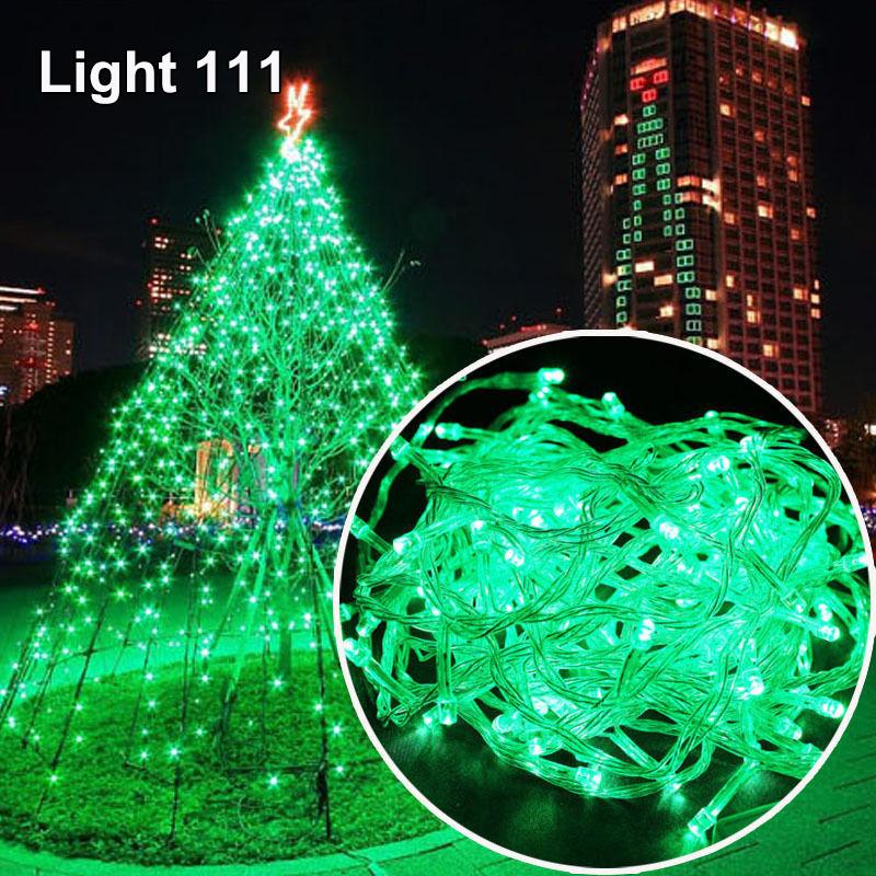 ไฟกระพริบ LED สีเขียว