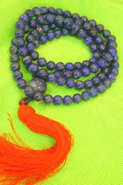 สร้อยประคำ ลาพิส ลาซูลี (Lapis lazuli)