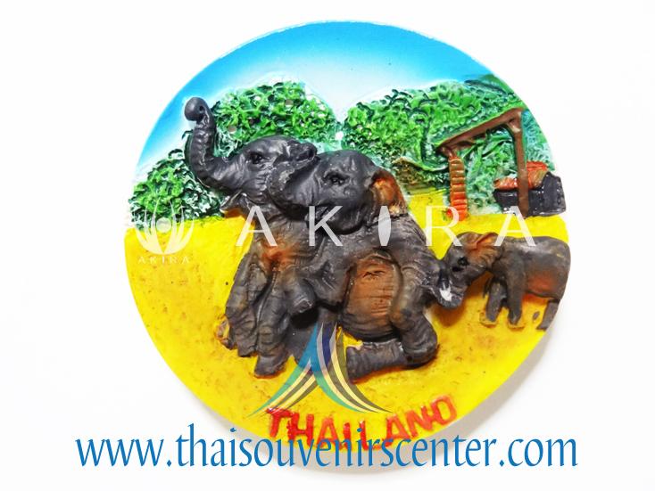 ที่ติดตู้เย็น ช้างไทย แบบ 52