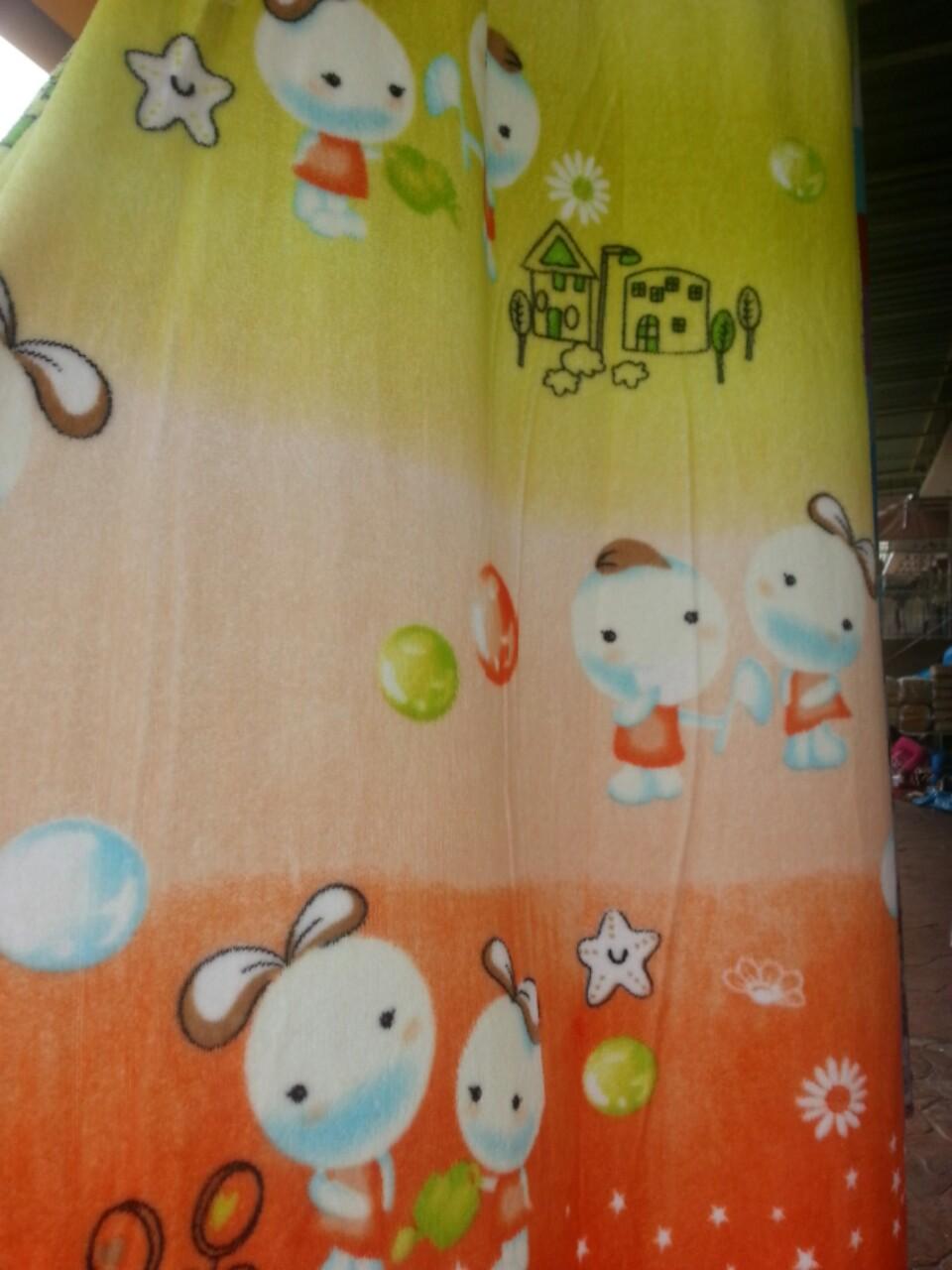 ผ้าห่มนาโน 5*6 ฟุต