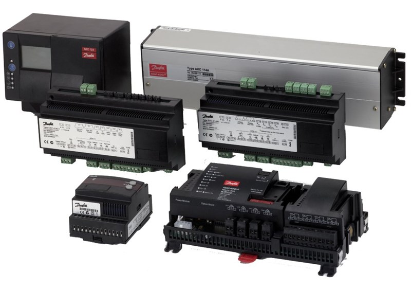 Electronic Controls: Evaporator Controls with Electronically Operated Expansion Valves