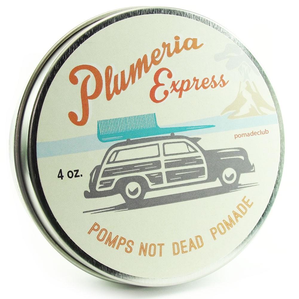 Pomps Not Dead - Plumeria Express (Oil Based) ขนาด 4 oz.