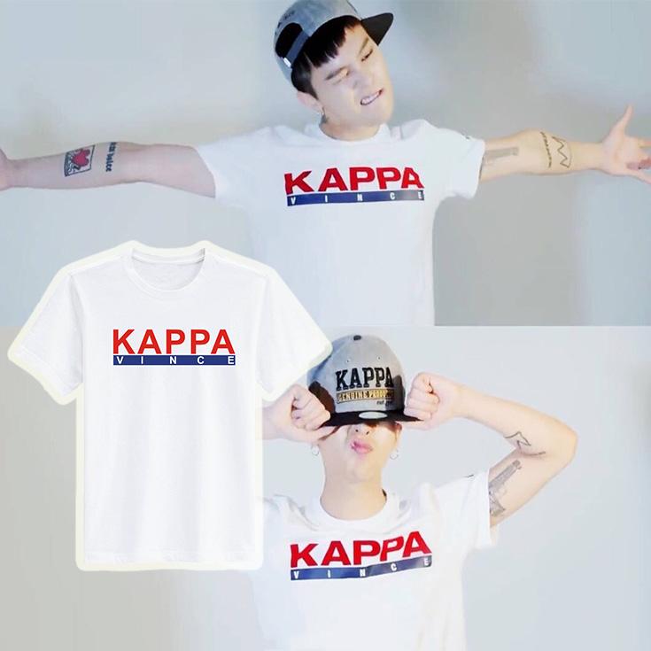 เสื้อยืด KAPPA VINCE Sty.GD -ระบุไซต์-