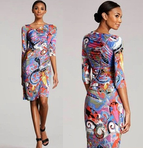 PUC98 Preorder / EMILIO PUCCI DRESS STYLE